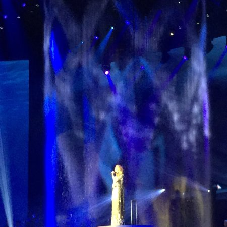 Celine Dion at the Colosseum at Caesars Palace: photo1.jpg