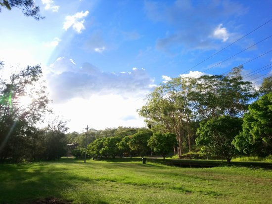 Herberton, Australia: campground