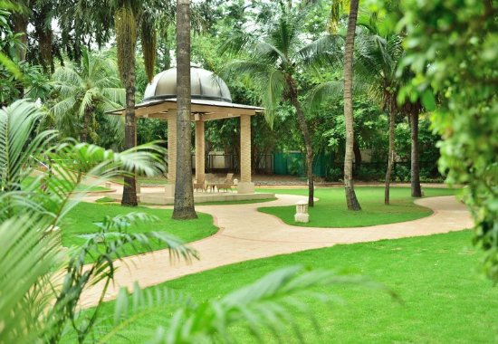 Home away from home - Review of Lakeside Chalet, Mumbai - Marriott ...