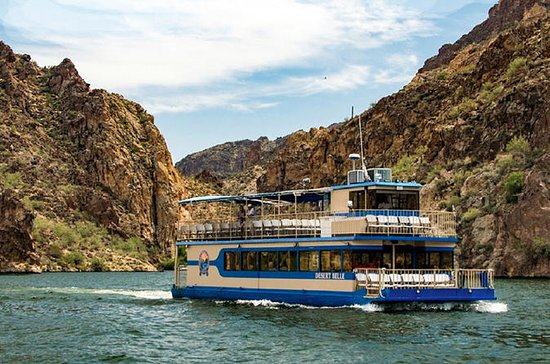 Saguaro Lake Sightseeing Cruise on Historic Desert Belle Ship