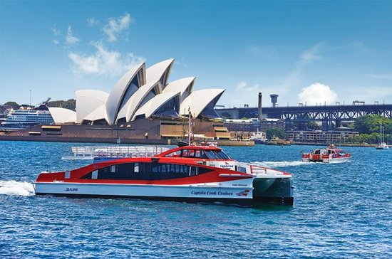 Sydney Hop-On Hop-Off Harbor Cruise...