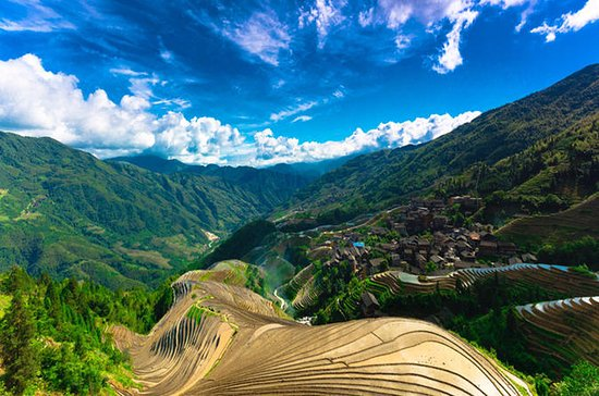 Longji Terraced Rice Fields, Ping'an...