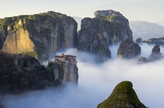 Full-Day Meteora Tour from ...