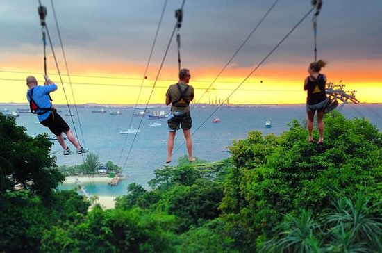 Singapore Thrill Seeker Package