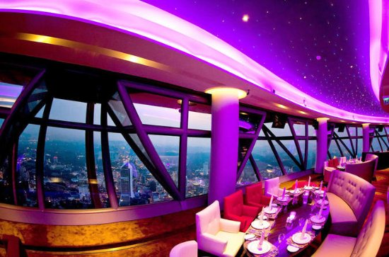 Dining Experience at Atmosphere 360