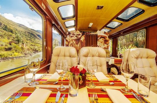 Full-Day Luxury Tour to Machu Picchu by...