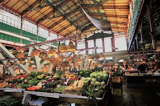 FLORENCE'S MARKET TOUR AND COOKING LESSON