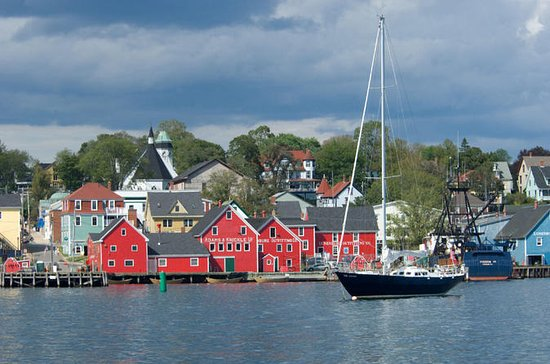 Lunenburg et Mahone Bay - Circuit en...
