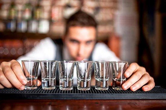 Degustación de vodka en Varsovia