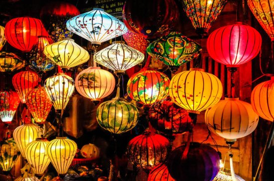 Hoi an Heritage night tour with...
