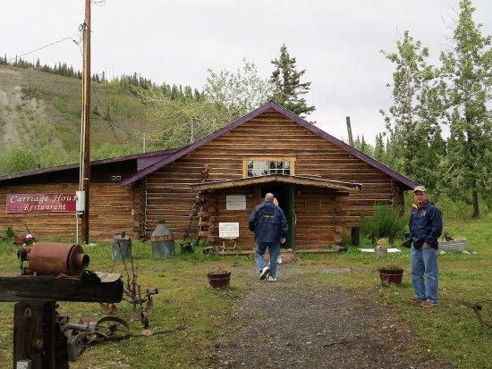 Gakona, Аляска: Carriage House