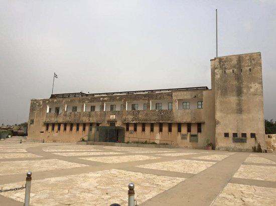 İsrail: Tegart Fort