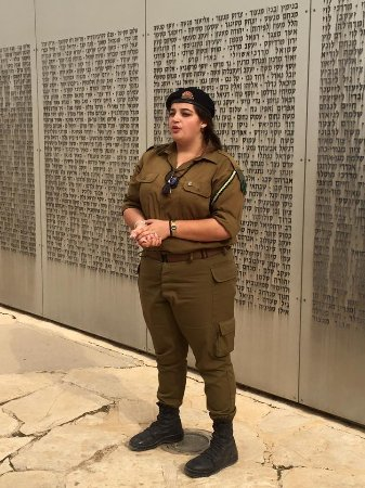 İsrail: Memorial Wall of the fallen soldiers who gave their lives for the freedom of Israel.