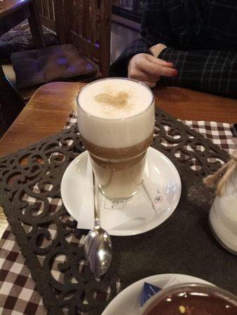 A unique coffee place
