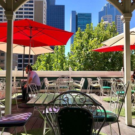 Spaghetti Tree Restaurant Bourke St Melbourne