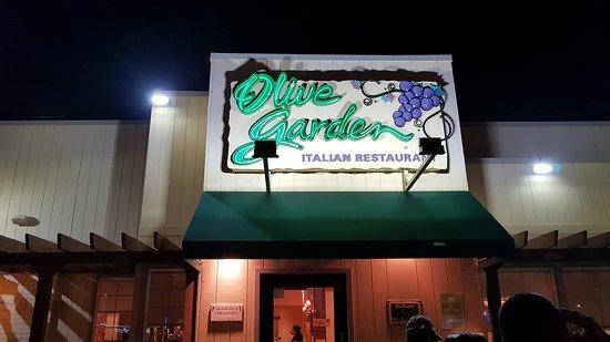 Olive Garden Las Vegas Restaurantanmeldelser Tripadvisor