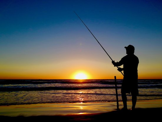 Perth Fishing Safaris Beautiful Sunset During Beach Safari 2018