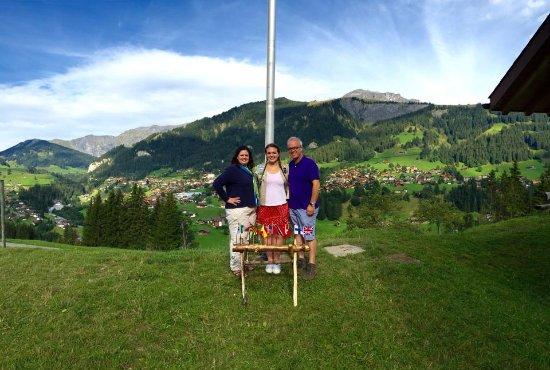 Adelboden: the hills