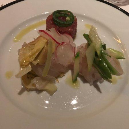 Uno dei migliori ristoranti di pesce in Italia