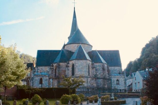 Eglise Saint Martin de Cany