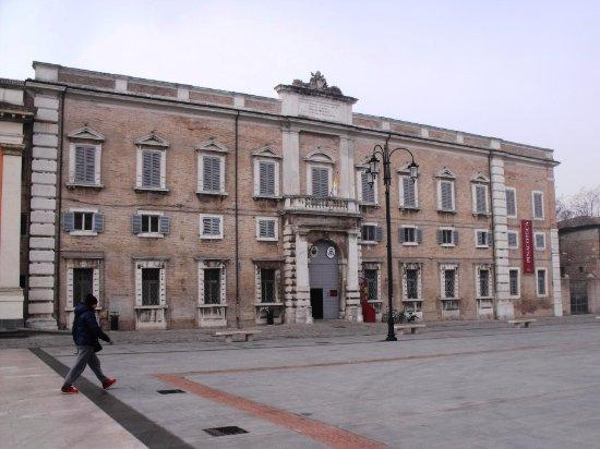 Senigallia, Italy: Pinacoteca Diocesana
