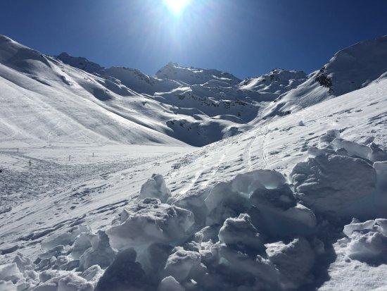 Ecole de Plongee sous glace Val-Thorens