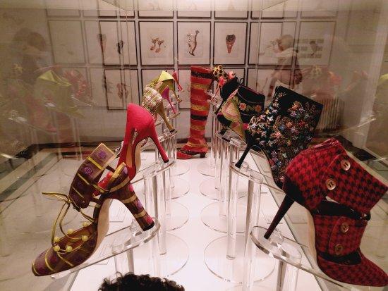 Museo Nacional de Artes Decorativas: Exposición temporal.