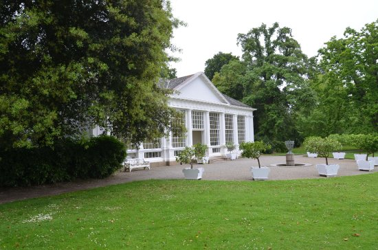 Saltram National Trust Park Cafe
