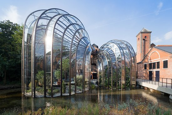 Whitchurch, UK: Glasshouses