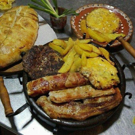 Restaurant Tivko Katce : Fresh and quality meat as well as no GMO-vegetable!