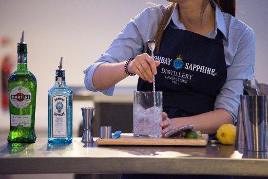 Whitchurch, UK: Gin Cocktail Masterclass