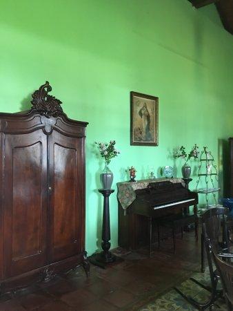 Гранада, Никарагуа: Colonial room enterior