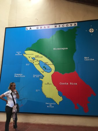 Гранада, Никарагуа: La Gran Nicoya (old Nicaraguan state)