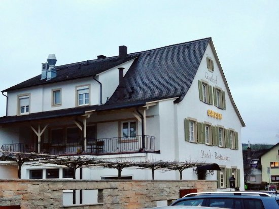 Auggen, Allemagne : Hotel restaurant location