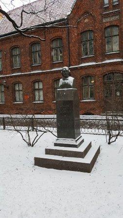Bust of Johann Gottfried Herder