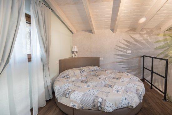 La camera da letto comoda ed elegante - Foto di Il Giardino degli ...