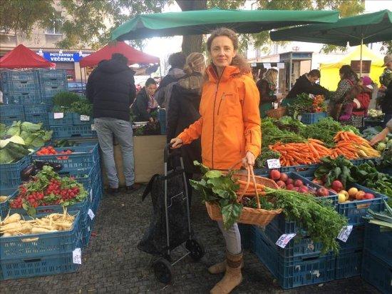 Farmářský trh Heřmaňák