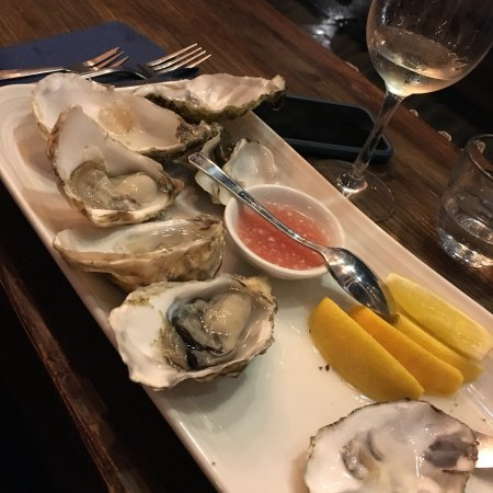 The Oystermen Seafood Bar And Kitchen