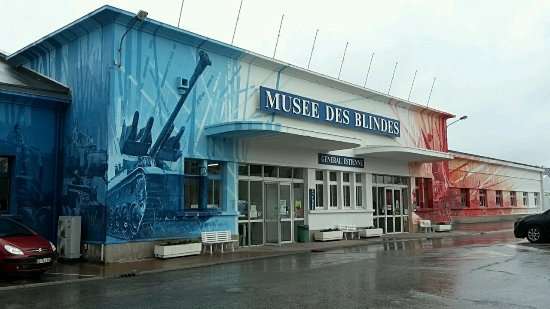 Musée des Blindés: Snapchat-1548405044_large.jpg