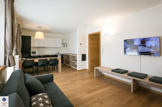 Mirtillo blu family apartments alagna valsesia itali for Cucina g v hotel