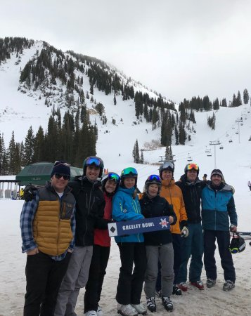 Park City, UT: Family fun at Alta thanks to Jed of Powder Pipeline