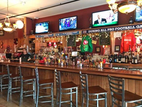 Seneca Falls, Nova York: bar