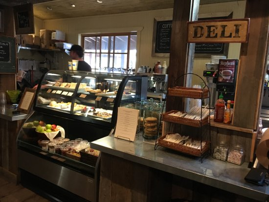Deli at Sundance Resort, Utah