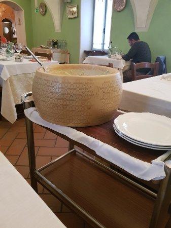Bosnasco, Italien: Ristorante La Buta