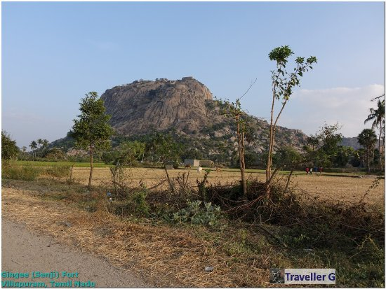 Gingee Fort By Traveller G