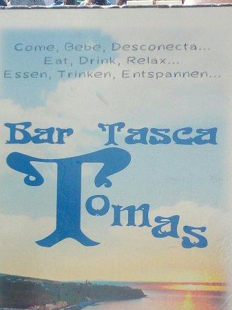 Bar Tasca Tomas