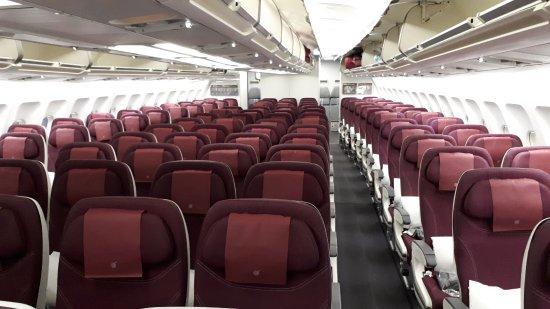 Самолеты - Изображение Qatar Airways - TripAdvisor