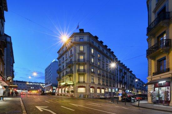 International Et Terminus Geneva Hotel Reviews Photos Rate Comparison Tripadvisor