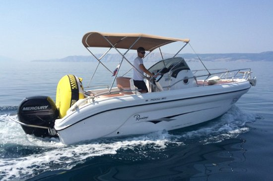this are the news boats without licence we are preparing the new