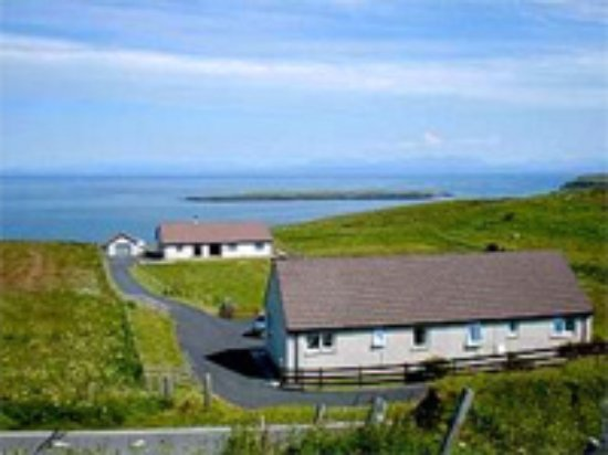 Staffin, UK: Gairloch View B& B & Holiday Cottages